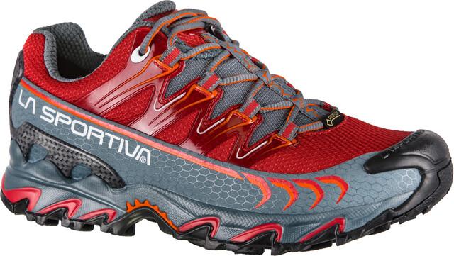 La Sportiva Ultra Raptor GTX Running Shoes Dame garnetslate